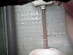 Hidden Camera in Clinic Toilet