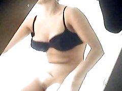 Dressing roon hidden cam