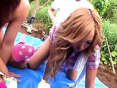 Uncensored JAV group of gyaru farm electro stim nipples party Subtitles