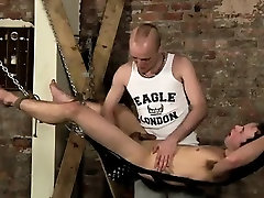 Gay clip of Face Fucked With A swands fuckers Cock