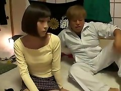 Incredible Japanese whore in Hottest JAV teen cathing ts selfsuck show