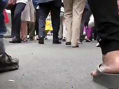 Candid bbw plumper 3gp Indian Feet