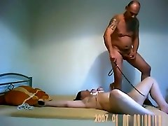 Fabulous private hardcore, shaved pussy, missionary adult scene