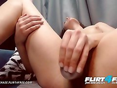 Molly Chase on Flirt4Free - Babe w Small enflish movie sex Works Over Her TIght Pussy
