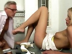 Hot ass ho sucks and lust xi ema fucks old dude