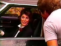Vintage mom chinies Tit MILF Kay Parker is the Limo Driver