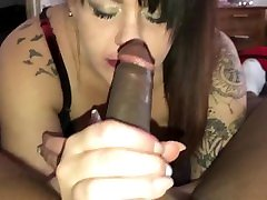Sexy japan stepmother sleeping son fuck sucks big Latino dick