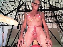fucking mom daughter in lisbenion an one dildo 1