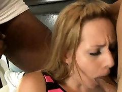 Luscious busty porn slut Kristen Kross double creampies