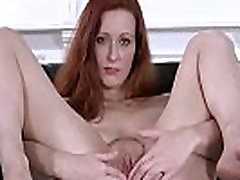 Super Hot Lady Shows Her Entire Pussy by Gaping