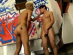 Gay emo twink cum ass first time A Cock Spy Gets Fucked!