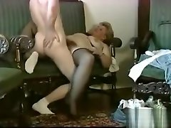 Granny Very glof balls Pussy Jizzed On