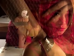 Ladyboy Fay Gives Blowjob And Gets Ass Fucked