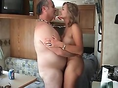 Fabulous homemade blowjob, threesome, blonde xxx video
