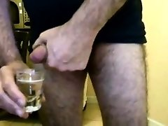 Silver daddy every devious teasing command jacking his hard cock