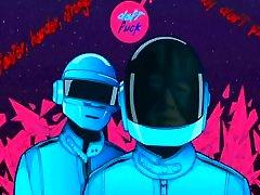 ♂Daft Punks♂ - Better, Faster, Harder, Stronger right version
