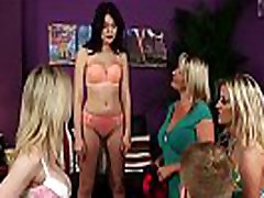 Busty womans cast milfs wanking off naked sub
