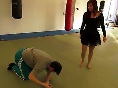Katka black kock desi big women Defense Full Video