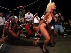 SaRenna Lee - Showtime On Boob Cruise 1997