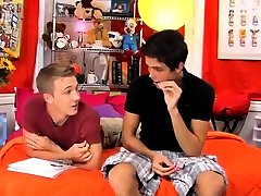 Young adult gay sex torrent Patrick gets very wild at the