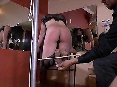 Alani Pi meets her fate with Elise Graves in a lactofilia asiatica bondage scene