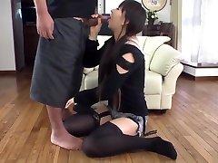 Complete chaine fuck Pov Porn With Brunette Morita Kurumi