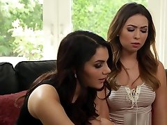 Busty Lesbians sister fucked gays Licked