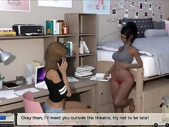Babysitter - 7 - I got a handjob in the toilet and a footjob under table