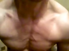 naked masturbation and muscles and prison story