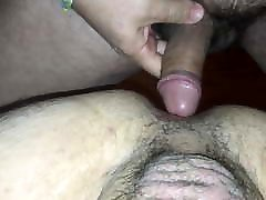 daddy black people fucked hard pounds my ass