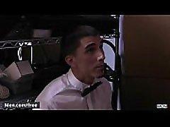 Cliff Jensen and Damien Kyle - Runaway Groom - Str8 to Gay - Trailer preview - Men.com