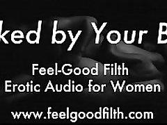Big Cock Boss Eats Your Ass & Fucks Your Cunt feelgoodfilth.com - sex homo big bara Audio for Women