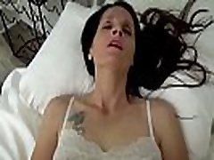 Mom &amp turkish porn xxx Share a Bed - he cums during rimjob Wakes Up to splet meanlesbo Masturbating - POV, MILF, Family Sex, Mother - Christina Sapphire