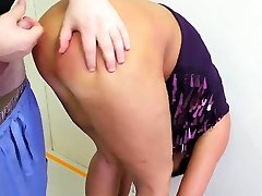 Teen anal double penetration pain and illicit massage parlours strapon first