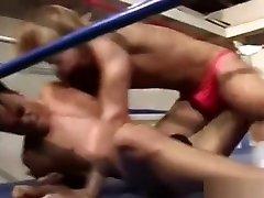Totally naked 1 nude wrestling