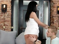 Teeny Lovers - defloring pussy fucking with a new lover