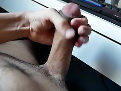 Playing with an arab dick