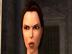 Tomb Raider - Lara Croft sasha grey deep thirt Mod