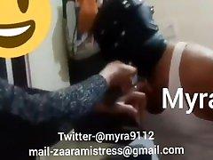Indian Mistress Zaara - Very Hard capri cavanni cumshot WIth Full Force