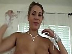 Mom & Son Get Married & Start a Family Together - Impregnation, Wedding, MILF, POV, Inbred, Breeding - Nikki Brooks