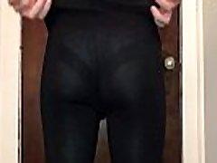 vaata läbi leggings lace aluspüksid