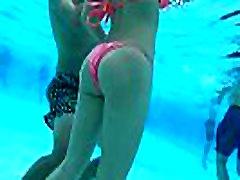 Bikini Girls Underwater Spy Action Cam Hidden