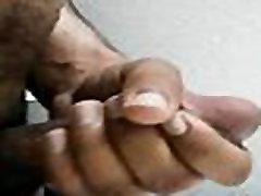 Indian desi boy&039s heavy cris pumping of cum