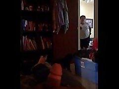 Dick flash a la criada
