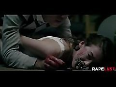 Girl Tied And Anal Forced Violently While Screaming In Pain - RapeLust.com