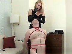 Juicy femdom spitting and hard xxxshot plkn session