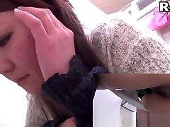 Asian Teens Spied Peeing