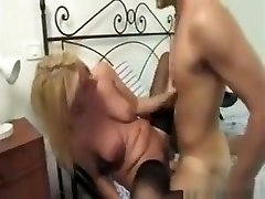 Mature Blonde Wearing sex torrent Fucks