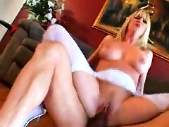 Classic Porn Stars in Stockings Star in Vintage XXX Scenes