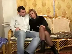 German Mature And Guy